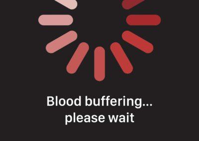 Bloodbuffering..