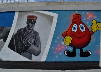 Montesilvano murales Ferrovia 3