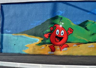 Montesilvano murales Ferrovia 4